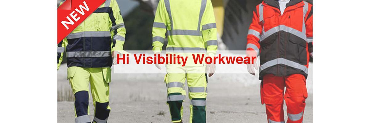 Have you seen our new WORKWEAR?
