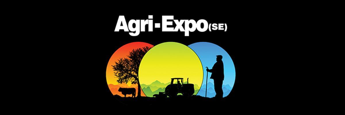 Visiting the Agri Expo