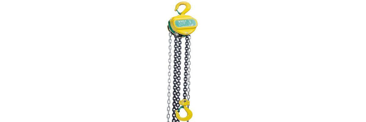 How do Chain Blocks work?