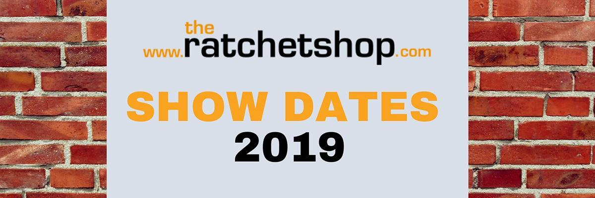 Show Schedule 2019